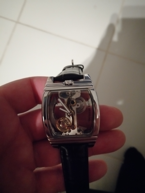 -- Automático Relógio Mecânico
