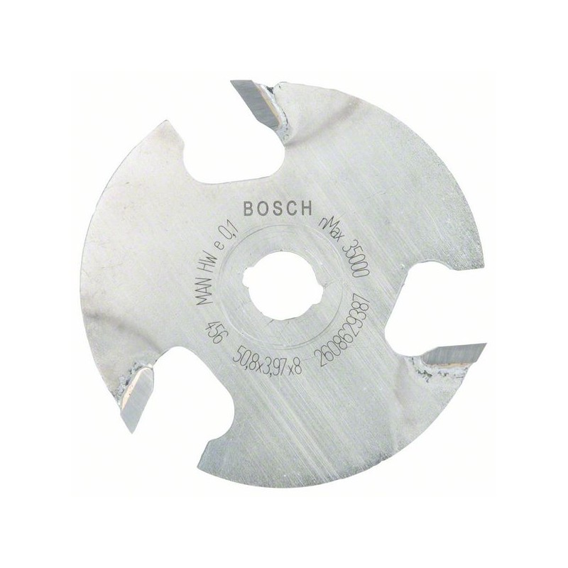 BOSCH EXPERT Strawberry Disk Grooving 8 Mm D1 50,8mm L 4 Mm G 8 Mm