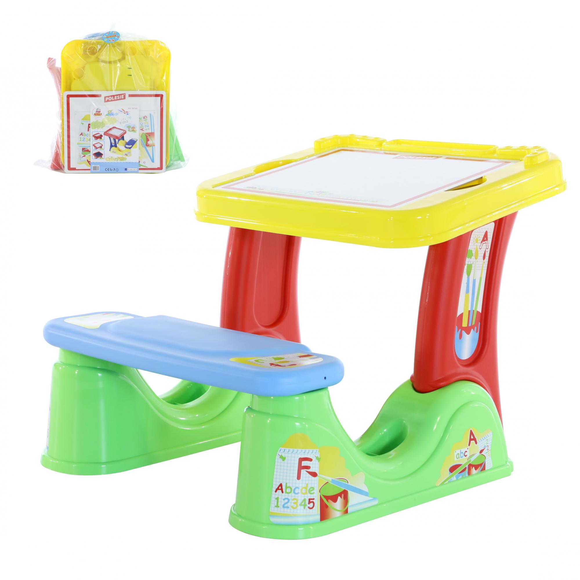 School Sets Palau Toys  Set Preschooler (package) For Kids Games For Boys And Girls For Children Toys Children's Office For School