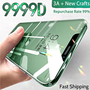 9999D 3A Curved Glass on For i