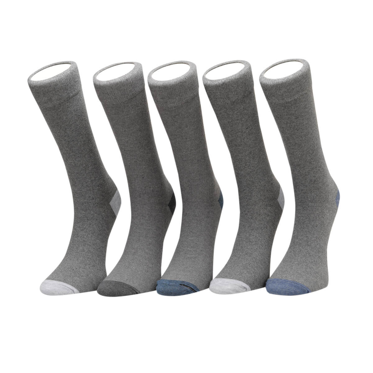 FLO RENK8 5 LI SKT-M GRAY MULTI Male Socket Socks Garamond