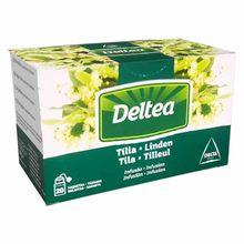 Infusion de thé 20 sachets individuels Deltea