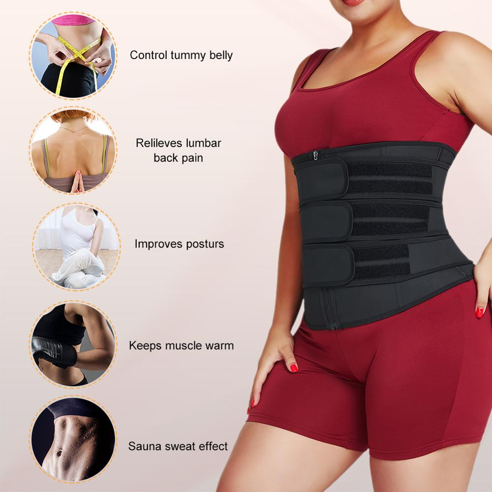 S-6XL Plus Size Women Latex Waist Trainer in Achimota Ghana 2