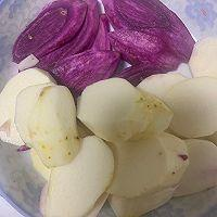 紫薯•芋泥蛋糕的做法图解13