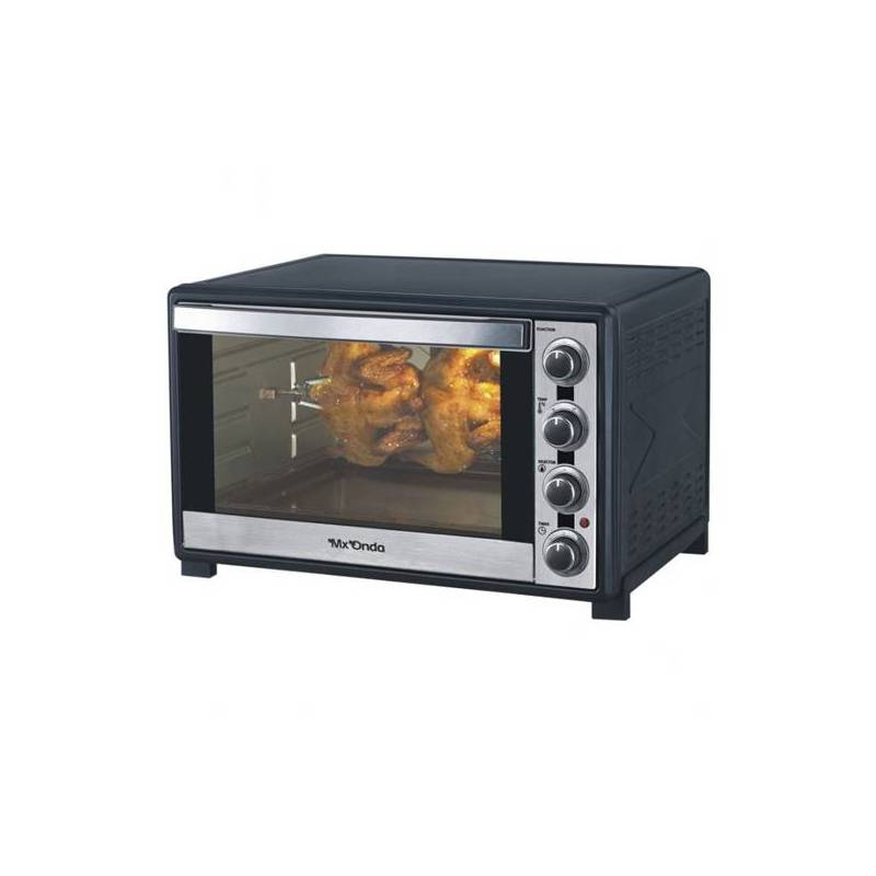 Conventional Oven Mx Wave MXHC2600 60 L 2200W Stainless Steel
