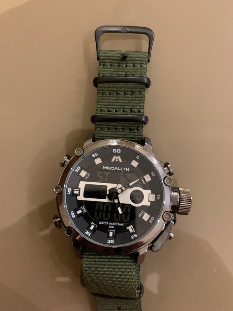 Waterproof Men's Quartz Watch