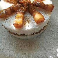 红烧肉蛋糕|干饭人的蛋糕,简单快手一看就会的做法图解11