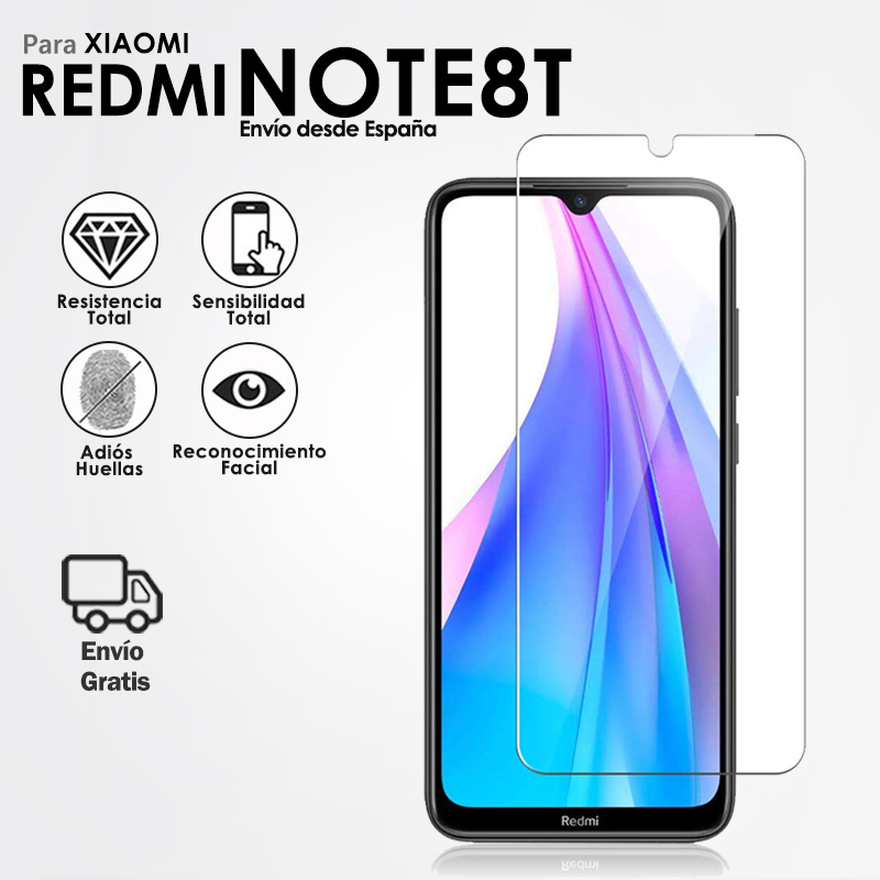 Full Tempered Glass Screen Protector for Xiaomi Redmi Note 8T Protection glass Protection for Smartphone 2