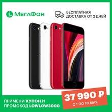 Смартфон Apple iPhone SE (2020) 128GB [Ростест, доставка от 2 дней, новый, SIM любых операторов, официальная гарантия]