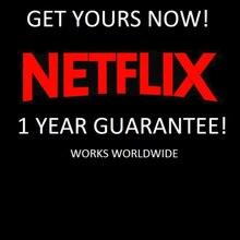 O menor preço no mercado netflix premium 1 ano 1 conta de tela 4k uhd 1080p telefone móvel/computador/tv/tablet computador