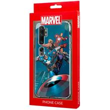 Funda Carcasa XIAOMI MI NOTE 10 Licencia Marvel Comics