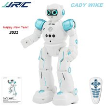 Jjrc r11 rc robô cady wike gesto sensing toque inteligente programável andando dança marca original diversão brinquedo inteligente para crianças