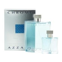 AZZARO CHROME HOMME EDT 200ML + EDT 30ML(China)