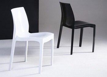 Chair ANTARCTIC polypropylene, white, high brightness