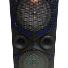 Акустическая система BT Speaker BT-1819 USB Bluetooth комбо колонка усилитель звук сабвуфер уличный чемодан микрофон акустика FM