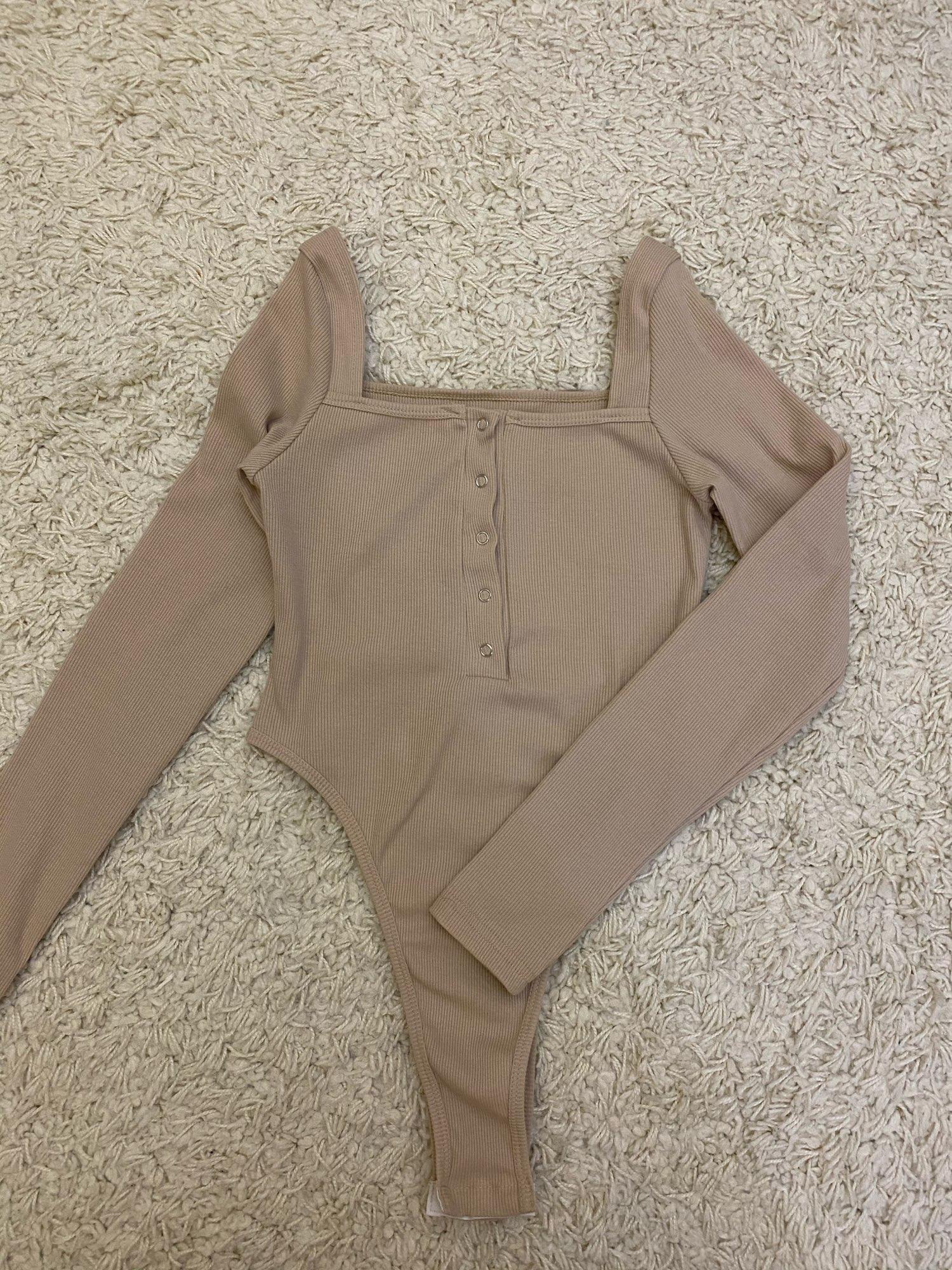 Black Off Shoulder Sexy Bodysuit Women Long Sleeve Slash Buttons Bodycon Rompers Womens Jumpsuit Solid Summer Body Suit|Bodysuits|   - AliExpress