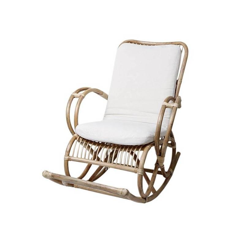Rocking Chair (136x95x70 Cm) Rattan