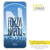 FunnyTech®Case Silicone cover for ZTE Blade V10 L Forza Napoli vers.1
