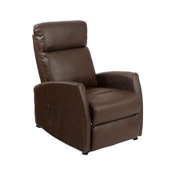 Sillón de relax masajeador marrón Cecotec