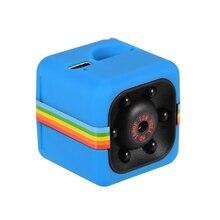 Mini caméra Wifi Cube caméra 1080P HD IR Vision nocturne caméra photographie 120 degrés grand Angle 32GB mémoire étendue mini caméra