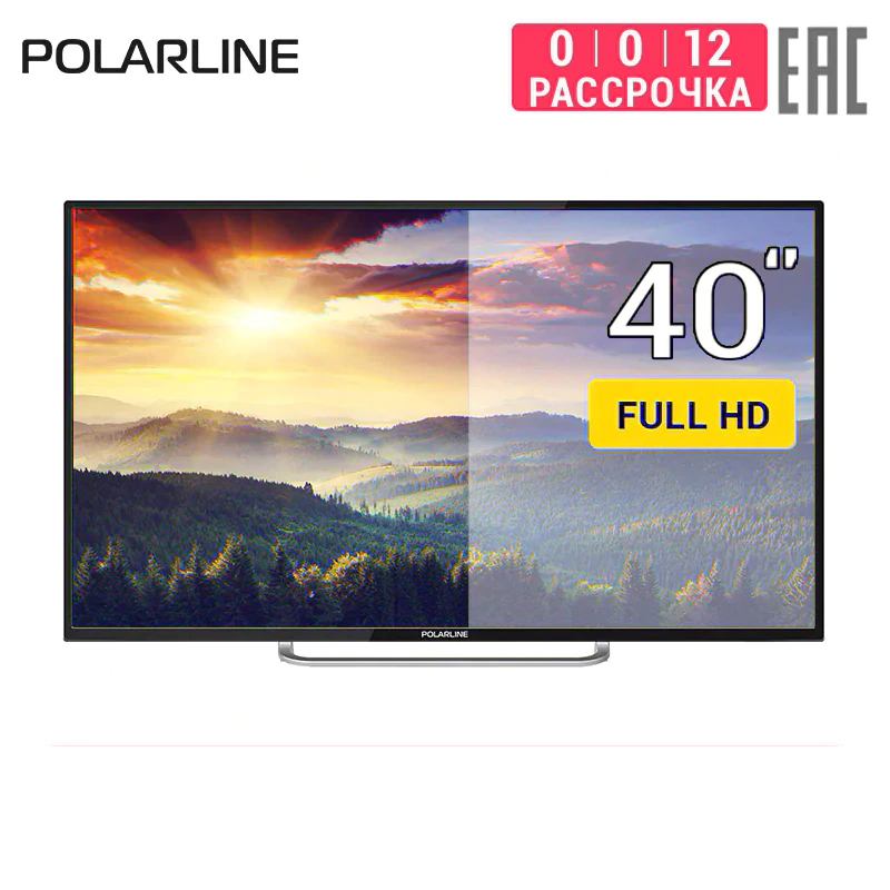 TV LED PolarLine 40