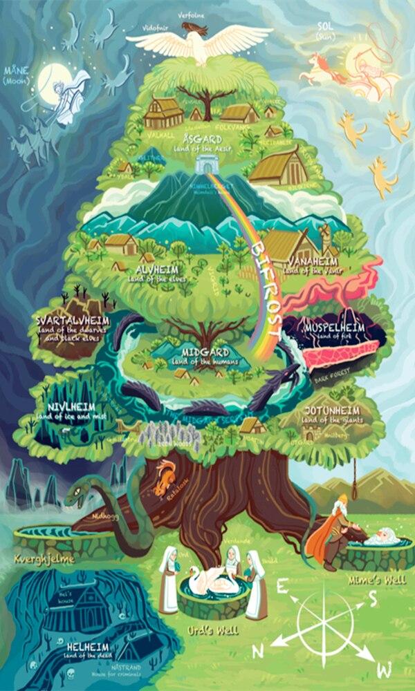 《世界之树》封面图片