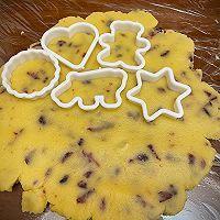 蔓越莓饼干的做法图解3