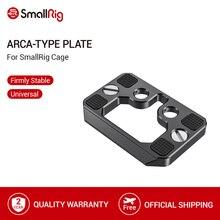Płyta szybkiego uwalniania typu SmallRig Arca do płyty statywu SmallRig Cage 2389