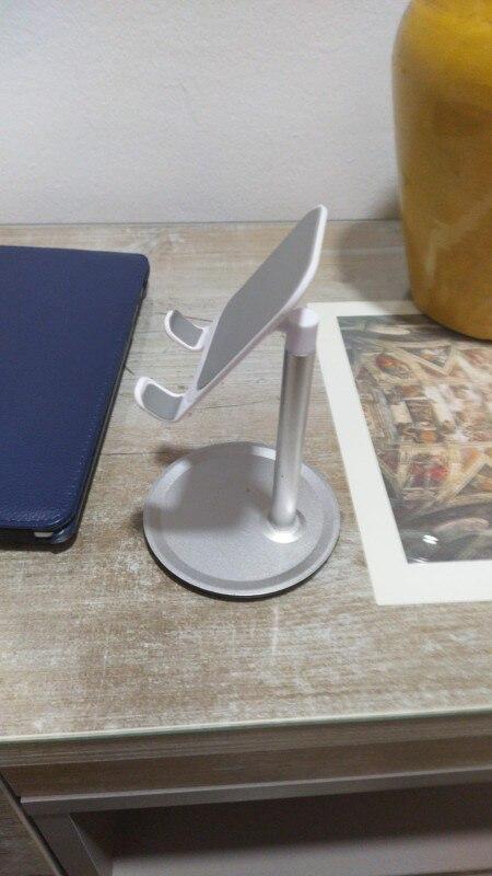 Soporte Universal Tablet y Teléfono con peana