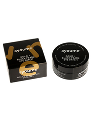 AYOUME GOLD + BLACK PEARL EYE PATCH 1,4g * 60
