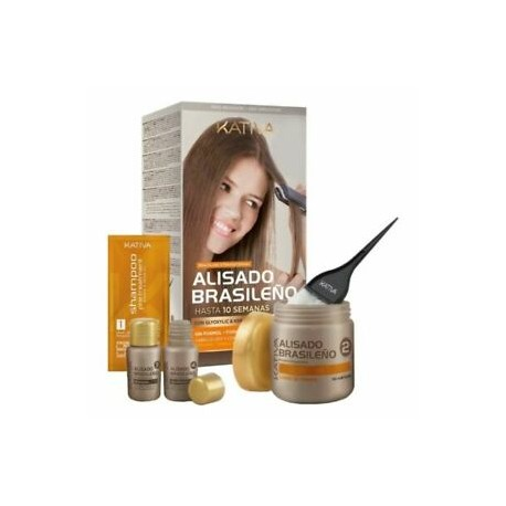 KATIVA PROFESSIONAL KIT FOR BRAZILIAN SMOOTHING SIX WEEKS