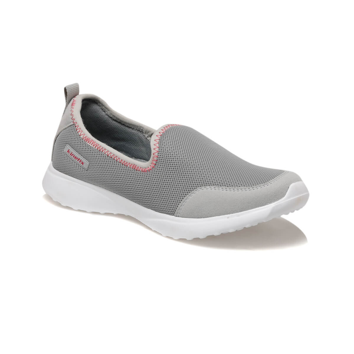 FLO LINDA Light Gray Women 'S Comfort Shoes KINETIX