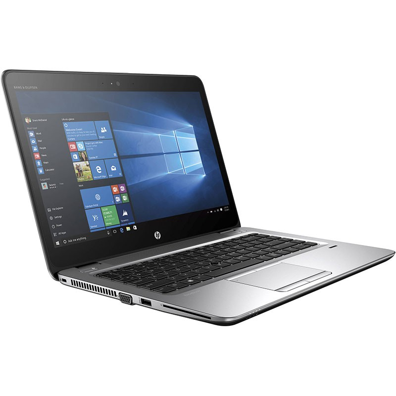 "HP EliteBook 840 G3 - Ordenador Portátil De 14"" (Intel Core I7-6600U, 2.6 Ghz, 16 GB Ddr4 Ram, Disco M.2 De 256 GB, Sin Lector,"