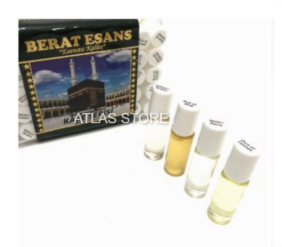 5 Ml Kaaba Series Essence (Package)