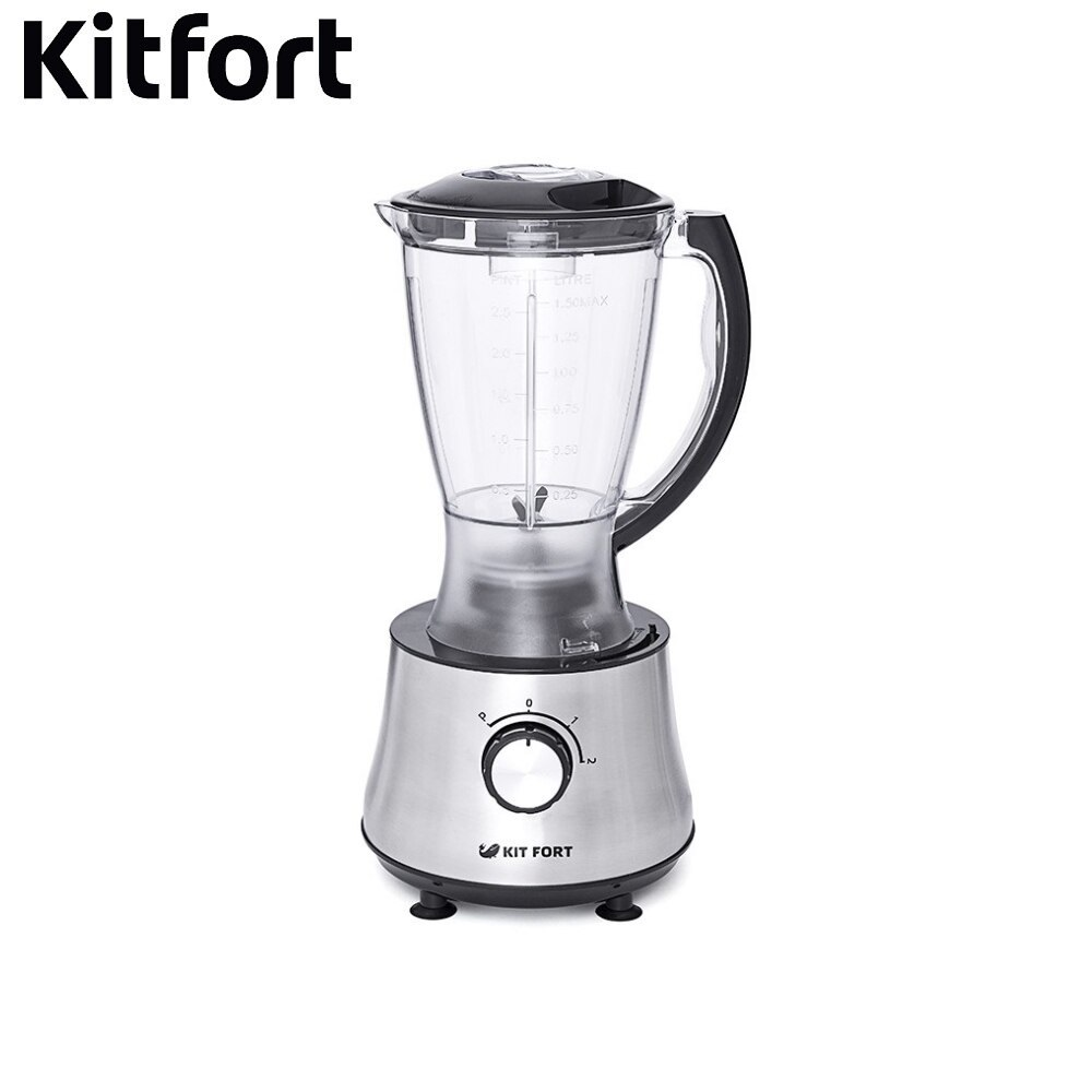 Food processor Kitfort KT-1319 Food processor kitchen KITFORT Machine Blender home kitchen appliances grind machine цена