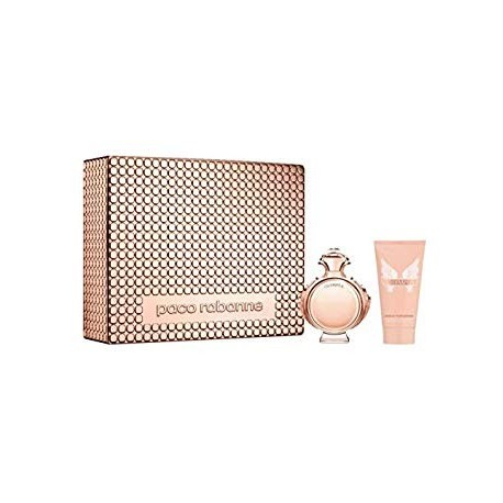 PACO RABANNE OLYMPEA EDP SPRAY 80ML + LOCION CORPORAL 100ML
