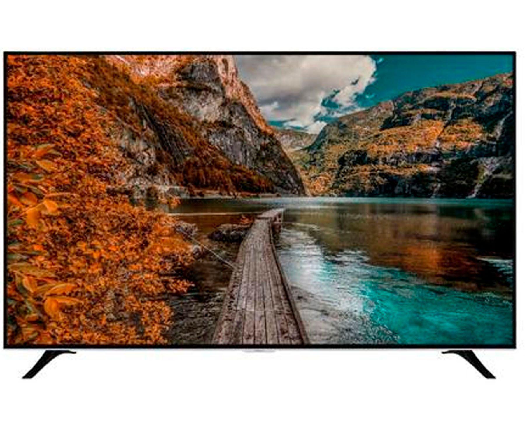 HITACHI 50HAK5751 TELEVISOR 50 LED HDR 4K SMART ANDROID TV 1200BPI HDMI USB