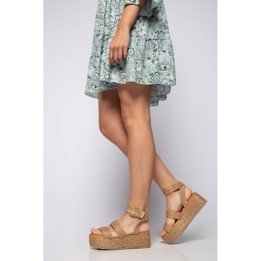 Sandal ARMONIAS WEDGE ESPARTO
