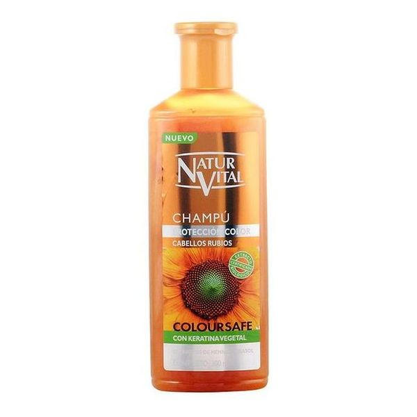 Shampoo Colour Reinforcement Naturaleza Y Vida