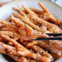 #福气年夜菜#电饭煲卤鸡爪的做法图解12