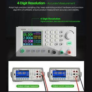 Image 5 - RD RD6006 RD6006W USB واي فاي تيار مستمر تيار مستمر الجهد الحالي تنحى وحدة امدادات الطاقة باك محول جهد كهربي الفولتميتر 60 فولت 6A
