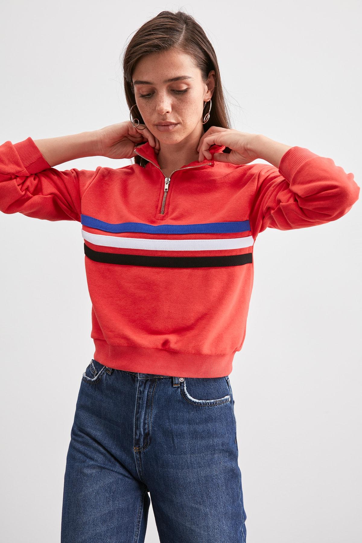 Trendyol Knitted Sweatshirt TWOAW20SW0796