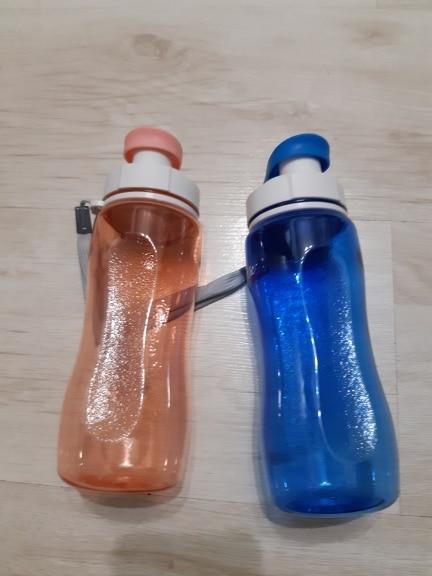 560ml Sport Water Bottle BPA Free Kids Water Bottles Portable School Gym Travel Drink Bottle My Sport Drink Bottle For Summer|Water Bottles| |  - AliExpress