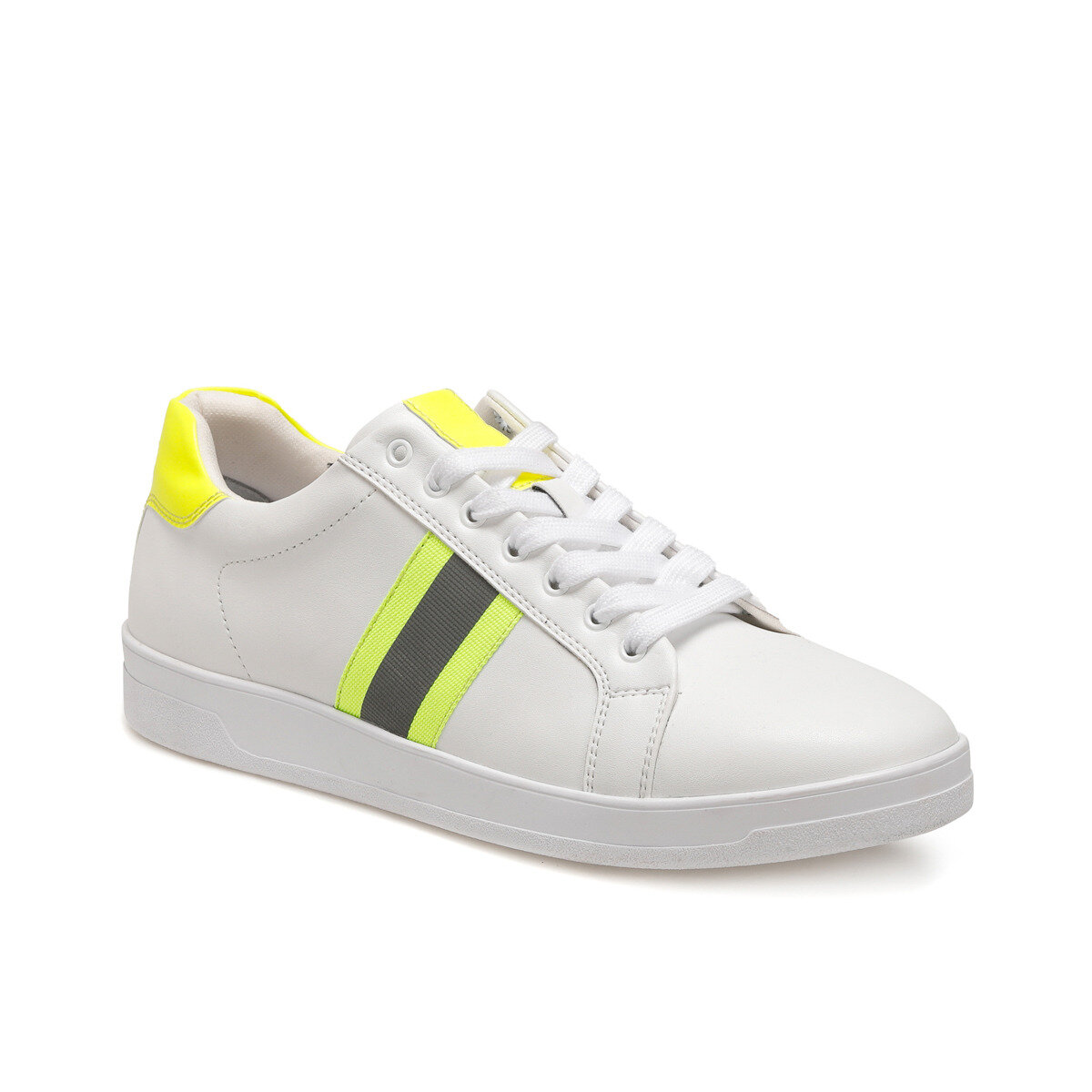 FLO HT401 Neon Yellow Men 'S Sneaker Forester