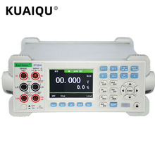 Automatic Original 24000 Counts Benchtop Digital Multimeter With Large Clear Screen High Precision Desktop Multimeter ET3240