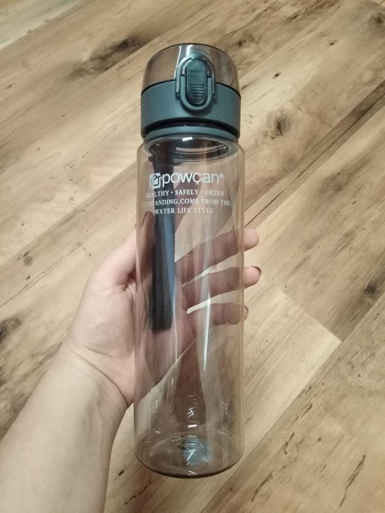 Water Bottle 560ML 400ML Plastic Drinkware Tour Outdoor Sport School Leak Proof Seal Gourde Climbing Water Bottles-in Water Bottles from Home & Garden on AliExpress