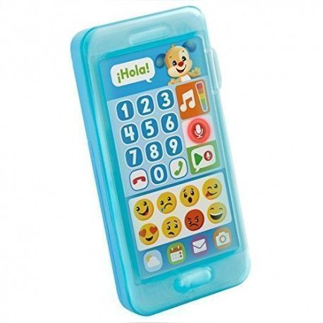 Fisher Price Phone Learn With Puppy