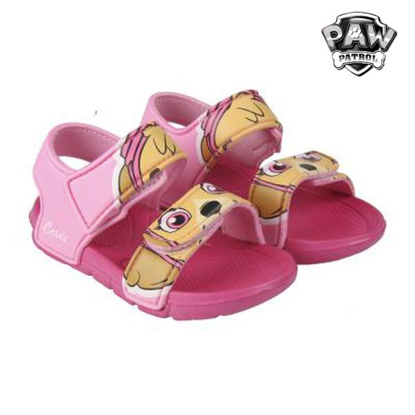 Beach Sandals The Paw Patrol 73054 Pink