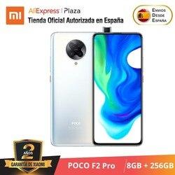 Xiaomi POCO F2 Pro (256GB ROM con 8GB RAM, Qualcomm® Snapdragon™ 865, Android, Nuevo, Móvil)[Teléfono Móvil Versión Global para España] poco, f2 pro