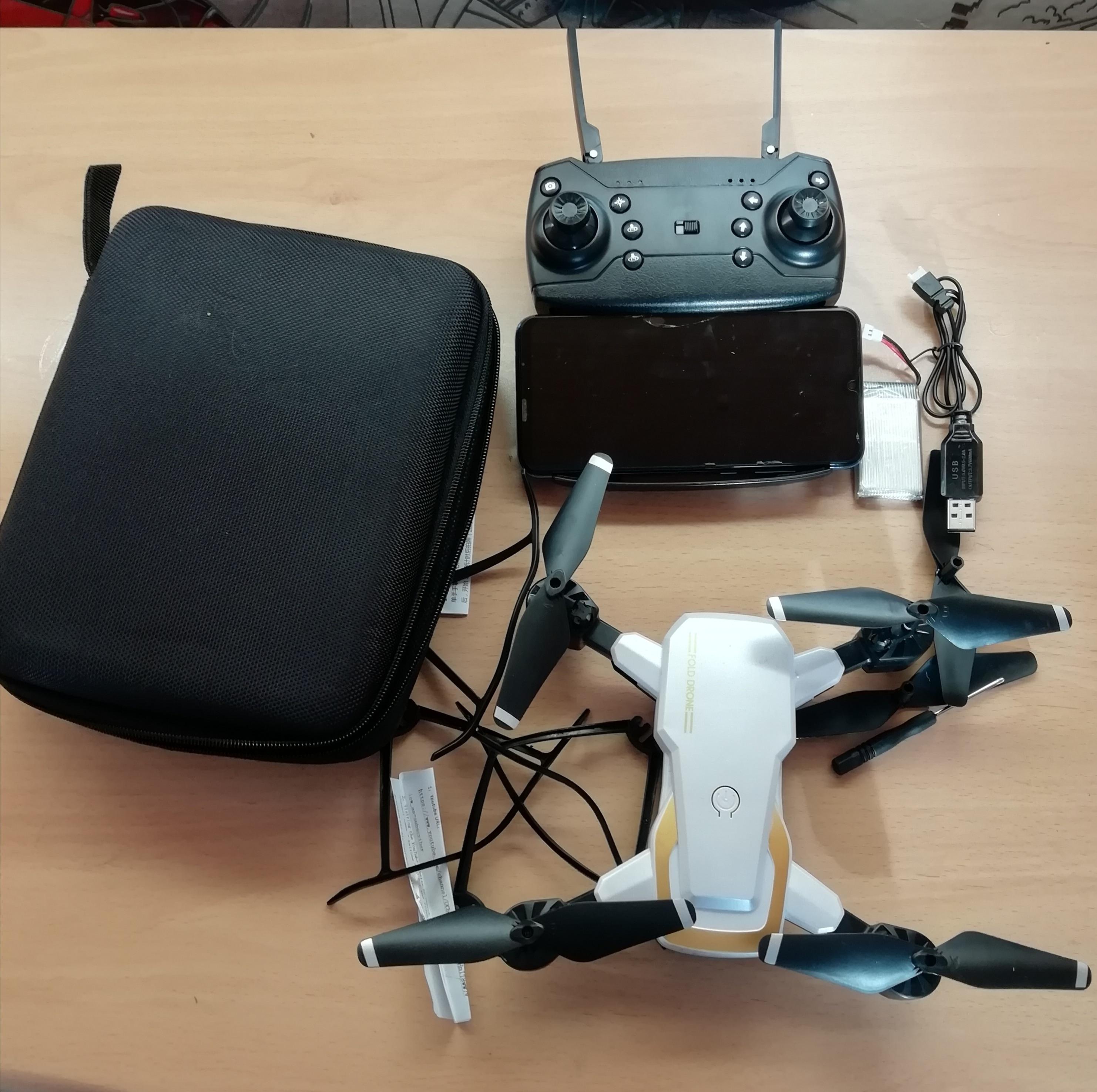 -- Câmera Angular Drones